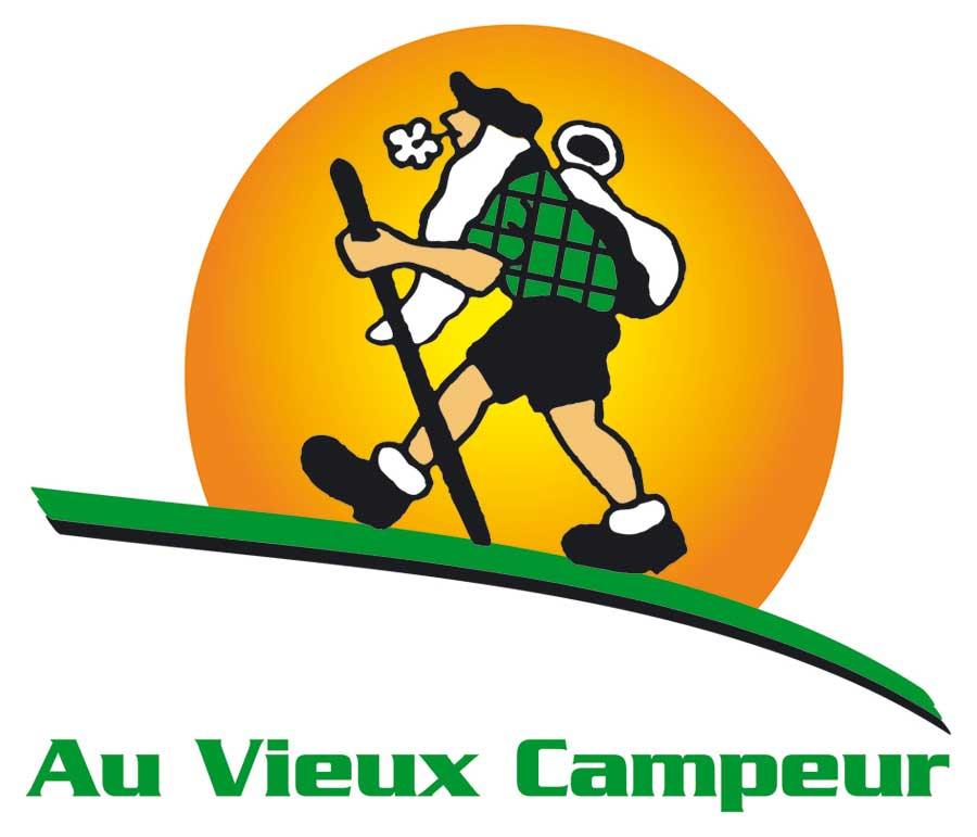 Au vieux campeur logo