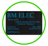 BM ELEC, Michel Blanc Electricité, Saint-Andéol