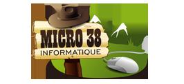 Logo micro38 informatique